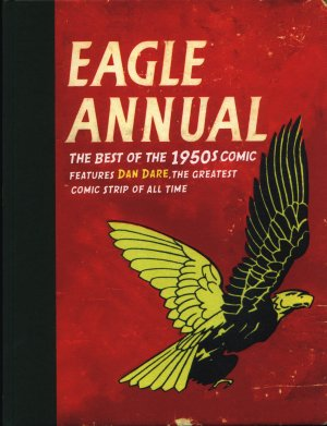 Best of Eagle 1950's Comic
