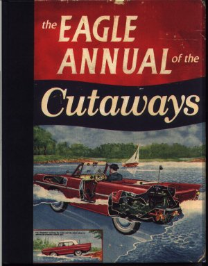 Eagle Annual of the Cutaways