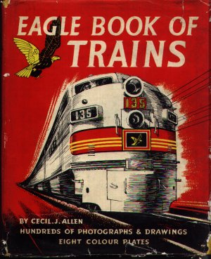 Eagle Book of Trains