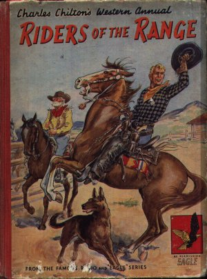 Riders of the Range - an associated Eagle Annual, circa 1953